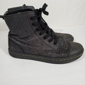 Dr Martens Hackney Glitter Boots